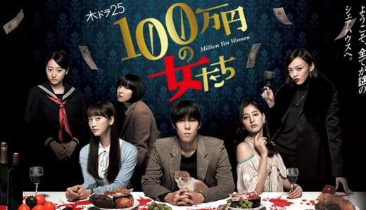 Million Yen Women TV poster