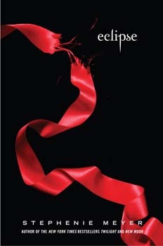 """Eclipse"" with Red Satin Ribbon"