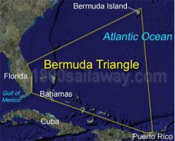 The Devil's Triangle: Bermuda