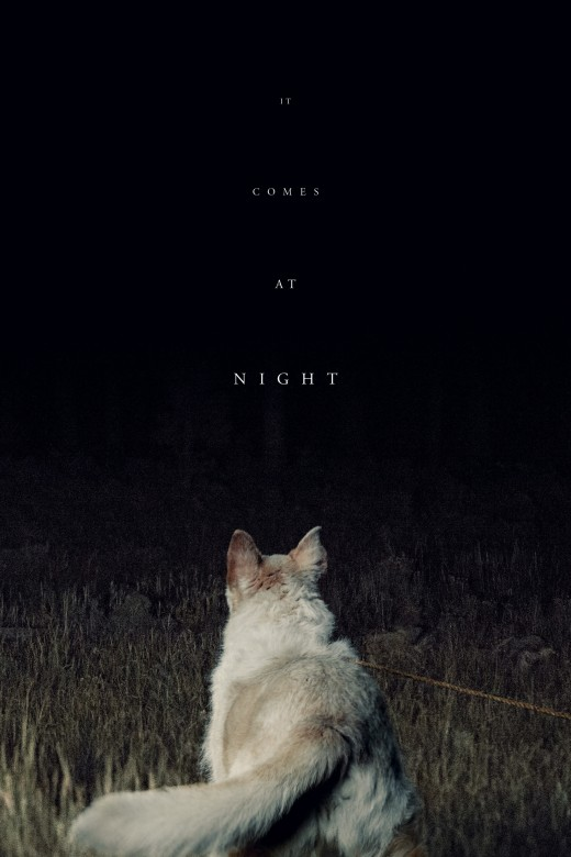 It Comes at Night theatrical poster