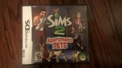 Nintendo DS Game Review: Sims 2 Apartment Pets