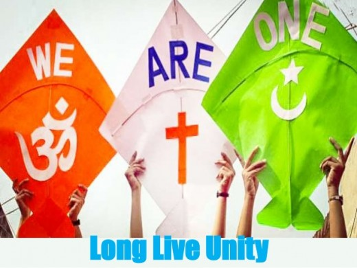 India is known for its Unity in Diversity