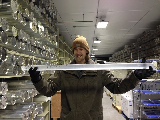 National Ice Core Laboratory - Denver