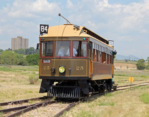 Denver Trolley
