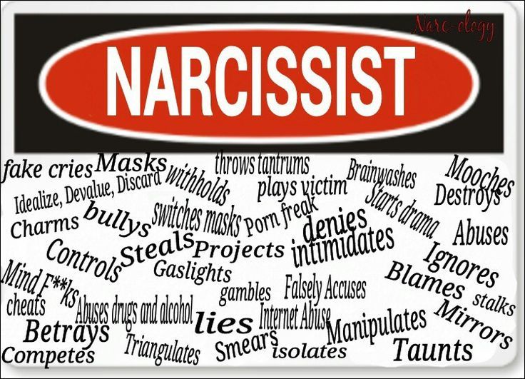 5 Things You Must Not Do to Narcissists | HubPages