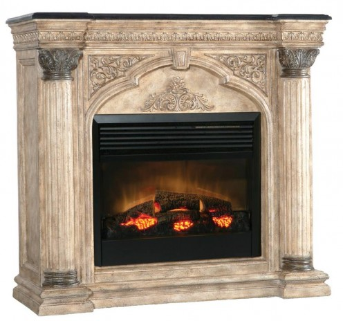 gas fireplace vs electric heater? | Victorian Fireplace Shop