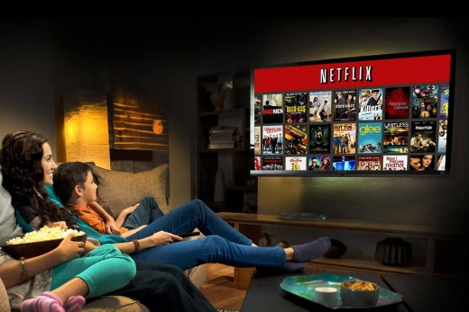 NetFlix changed the game for how audiences and businesses treated TV and movies.  People could now skip commercial and shows they did'nt want to see.  Studios and actors had another avenue to bypass Hollywood.