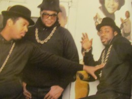 """Hip-Hop groups such as """"Run-DMC reached their commercial peak with the release of 'Raising Hell' in 1986."""""""