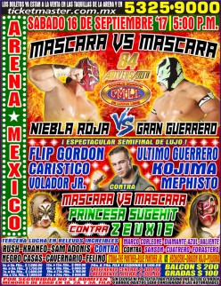 The CMLL 84th Aniversario Preview