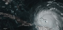 Maria En Route to US After Harvey, Irma and, Potentially, Jose