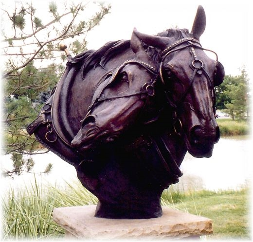 Sculpture in Loveland