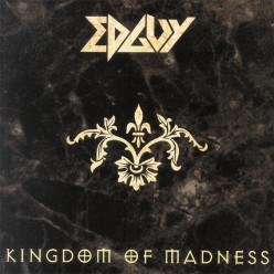 "Review of the album ""Kingdom of Madness"" by German Power Metal Band Edguy"