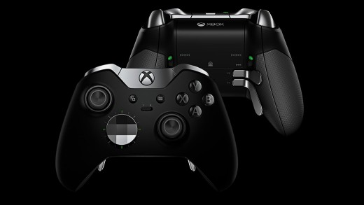 "The Xbox One ""Elite"" Controller. The Ultimate Xbox One Controller Gaming Experience."