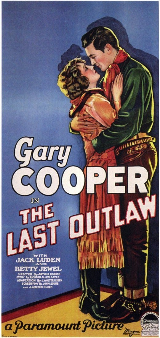 Betty Jewel starred in this film alongside Gary Cooper.