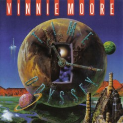 "Review of the Album ""Time Odyssey"" By American Rock Guitarist Vinnie Moore"