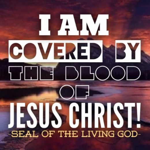 It's All About the Precious Shed Blood of Jesus Christ!!