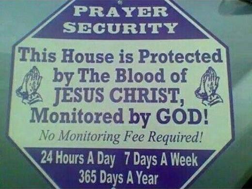 Remain in Prayer in Jesus Name!