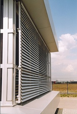 Sunshade Louvers Style And Purpose