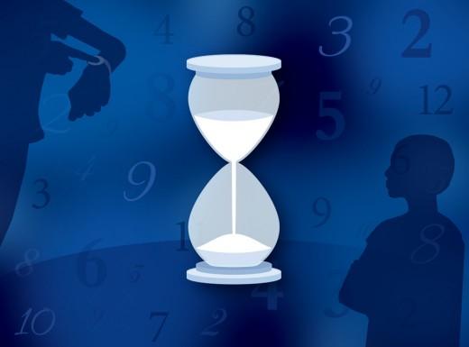 Parent Teaching Child Time Management Skills