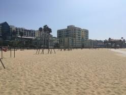 My day in Santa Monica