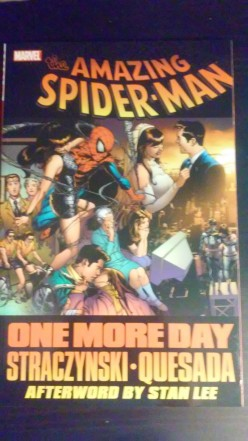 "Amazing Reviews: ""One More Day"" (Amazing Spider-Man 544-545)"