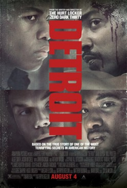 Detroit (2017) Film Review