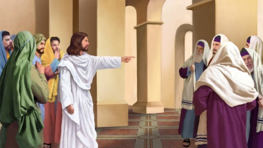 Jesus, Pharisees
