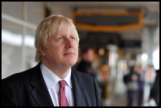 Johnson wanted and still wants to be Prime Minister