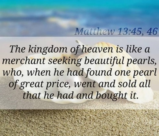 The 'Kingdom of God' or 'Kingdom of Heaven' was one of the main teaching points of Jesus.