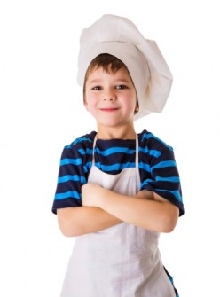 Preschool Cooking Lesson Plan on Healthy Living