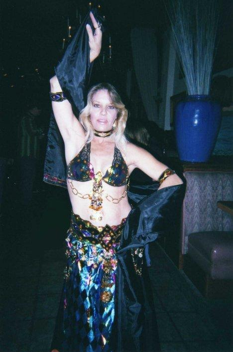 Such a sweet girl, Tegan was a highly successful belly dancer instructor/performer up until her death. I almost reconnected with her, a beautiful person I dated 30 years prior. I was too late by less than a year. Or was I?