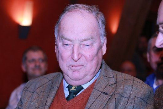 Alexander Gauland:  A leading figure in the AFD
