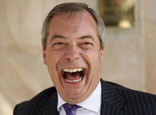 Nigel Farage:  The once and future leader of UKIP?