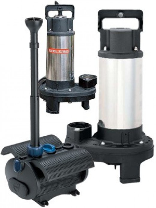 Koi fish pond pumps for Coy pond pump