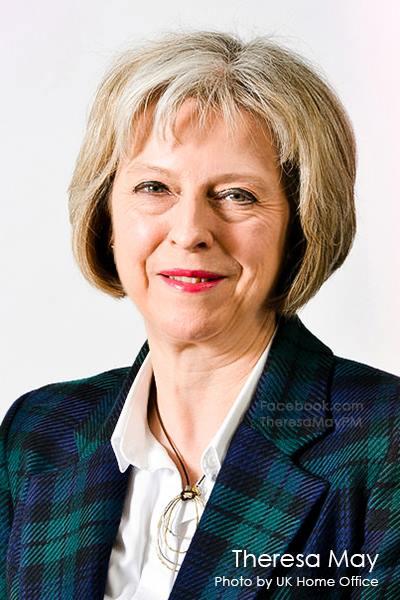 Theresa May:  Same old same old