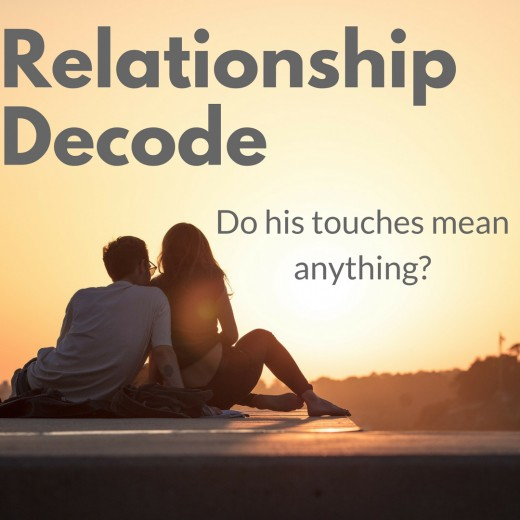 What is caressing in a relationship