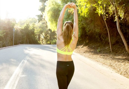 Health benefits of morning exercise