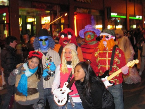 Sesame Street Halloween Costume Idea