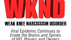 Weak Knee Narcissism Disorder