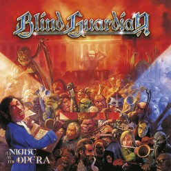 "Review of the Album ""A Night At the Opera"" by German Power Metal Band Blind Guardian"