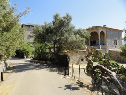 Island of Mallorca - Beautiful setting of Son Marroig in Spain