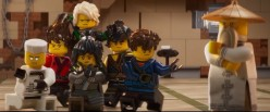 Martial Arts With Toys: The Lego Ninjago Movie
