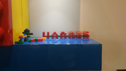 One of my lego contributions.