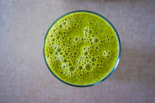 Neem Juice for a clear skin