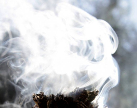 Neem Smudge- a fantastic air purifier