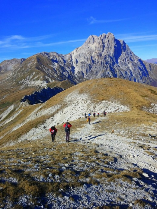 Gran Sasso photo credit Antonio Porto 2016)