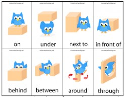 Prepositions are the Glue Binding the English Language