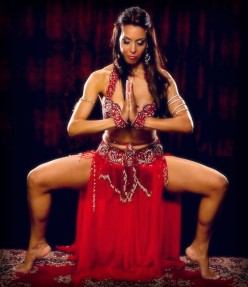 Embracing Belly Dance as Both an Art and Fitness Regimen