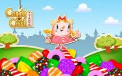 What level of the Candy Crush game are you on?