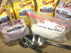 How to Make Whole Grain Gluten-Free Flour at Home